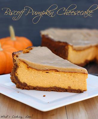 http://whatscookinglove.com/2013/10/biscoff-pumpkin-cheesecake/