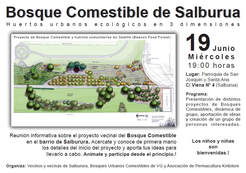 Salburua burdinbide junio 2013 - Huerto urbano malaga ...