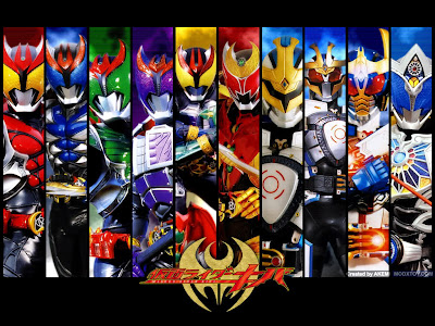 Kamen Rider Kiva Episode 01 – 48 Subtitle Indonesia