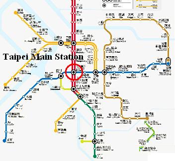 Taipei to Airport