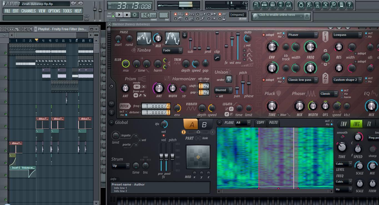 Descargar gratis flp de dubstep para el FL Studio