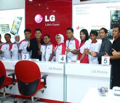 LG Buka Service Center di ITC Roxi Mas Jakarta