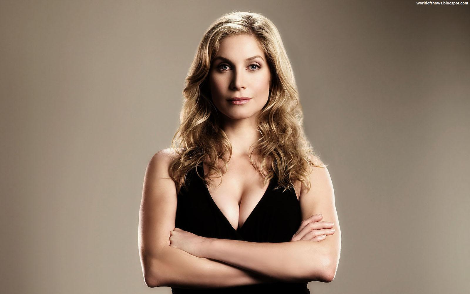 Elizabeth Mitchell Blonde American Actress And Model ...