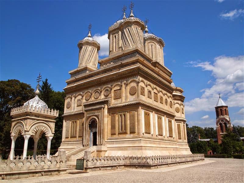 Monasterio de Curtea de Argeș