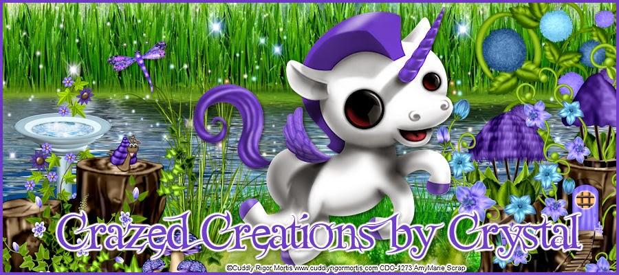 Crazed Creations By Crystal