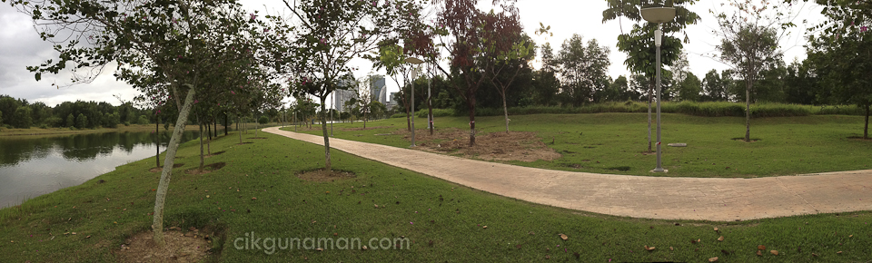 Gambar panorama iPhone 5