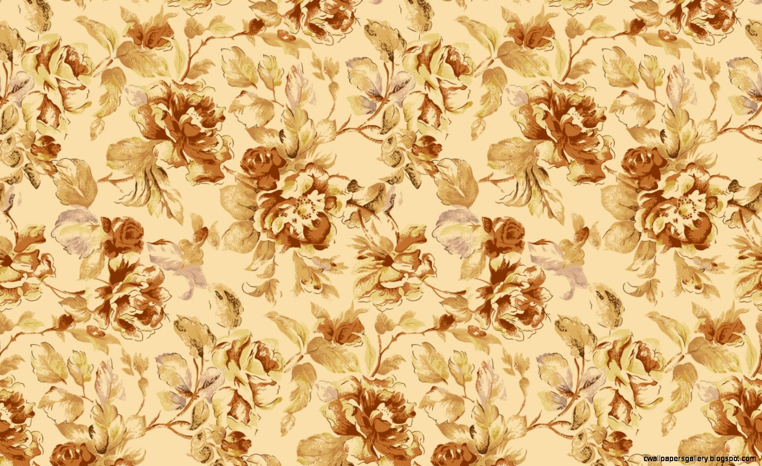 Fl Pattern Wallpaper by Mindy Wildgrube on FL  Flowers HDQ