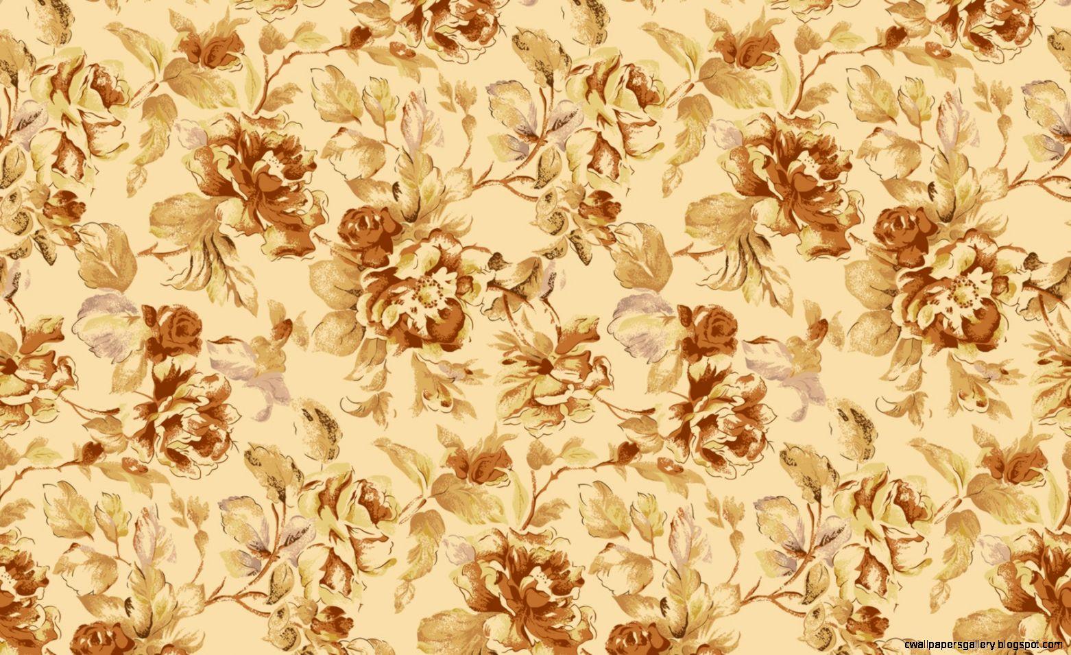 Fl Pattern Wallpaper by Mindy Wildgrube on FL  Flowers HDQ
