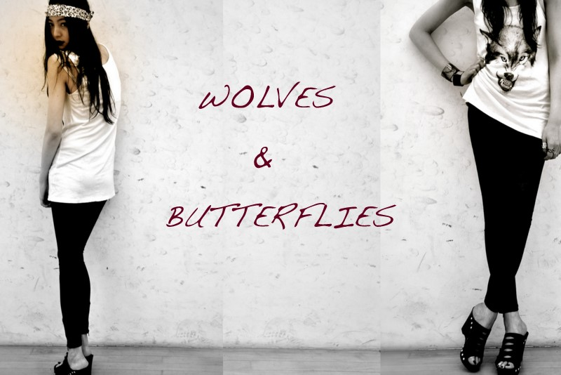 Wolves & Butterflies