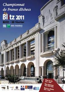 Echecs à Nice : le Championnat de France de Blitz