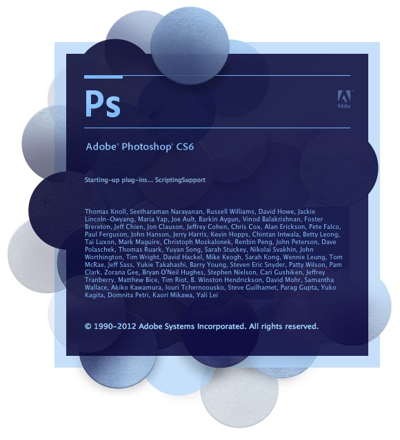 Software Adobe Photoshop CS6, software profesional untuk mengedit