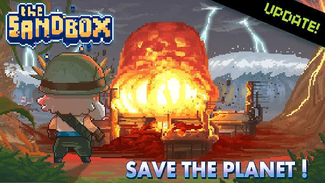 The Sandbox Craft Play Share v1.9981 APK (Mod Money) Full