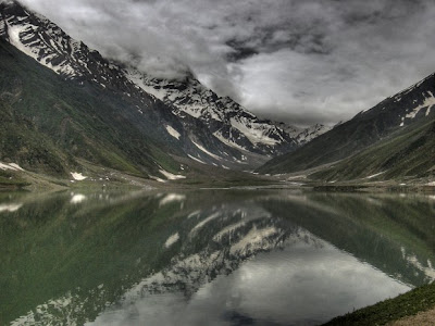 Lake Saiful Muluk, Naran, Pakistan