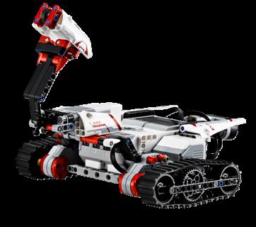 Lego Mindstorms EV3 Starter Robots Tracke 3R