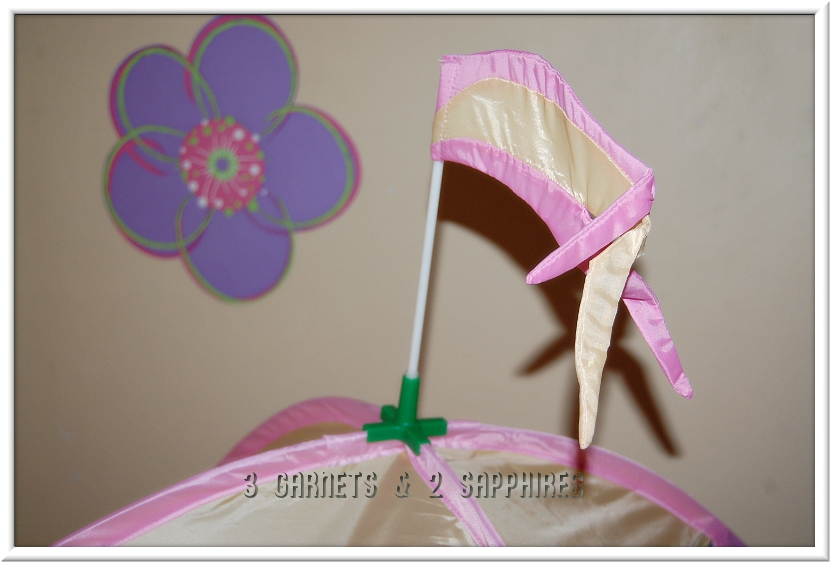 3 Garnets & 2 Sapphires: Giveaway: Girl's Easy-to-Install Princess ...