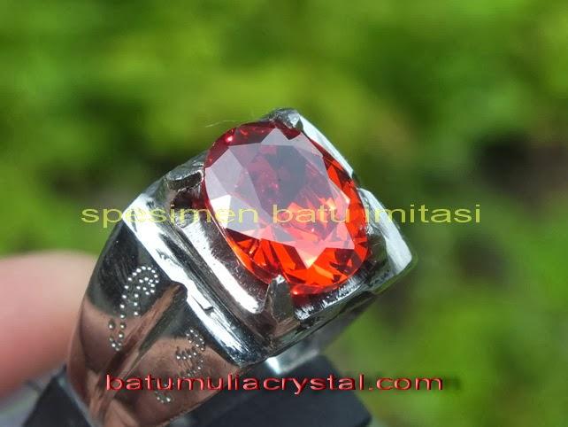 batu sintetis king safir