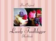 "Unsere Rezepte sind im ""Lovely Foddblogger Kochbuch"""