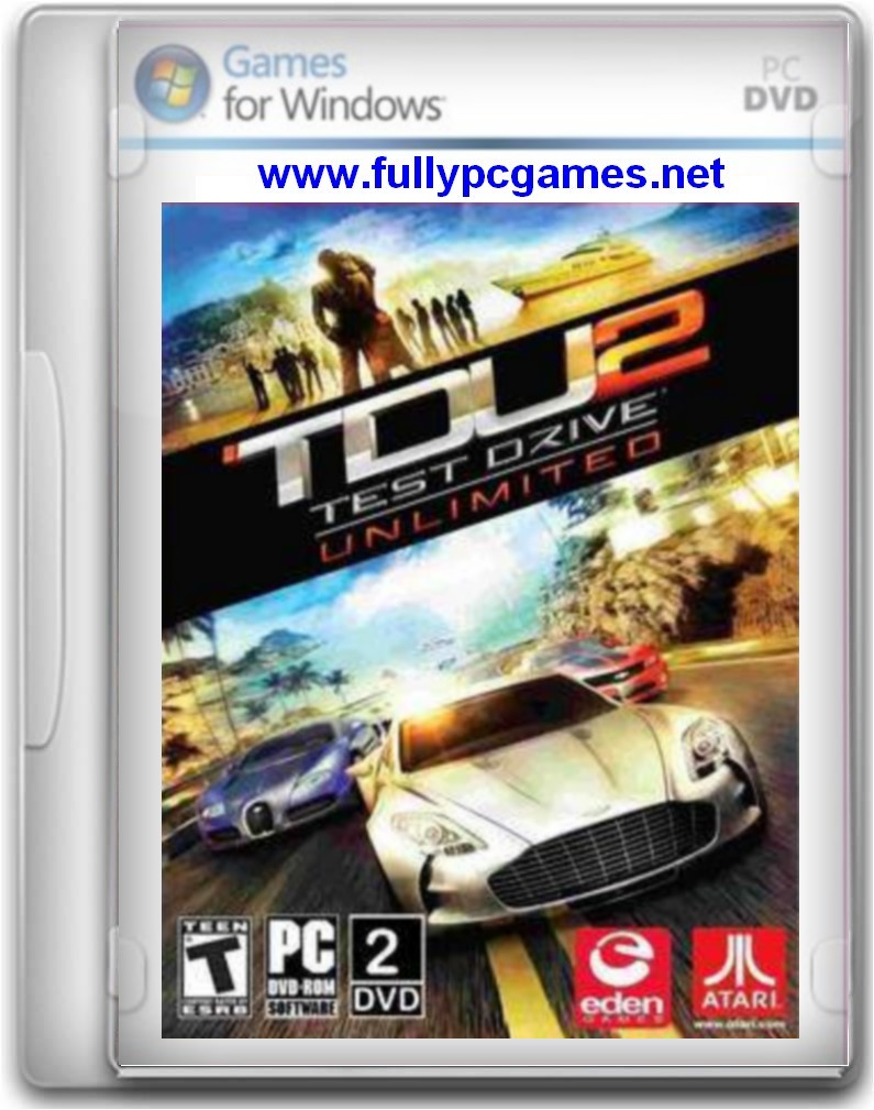 test drive unlimited 1 download pc free