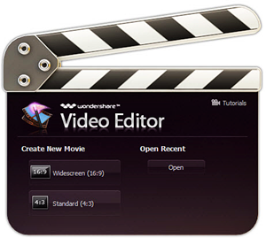 Wondershare Video Editor v4.1.0.12