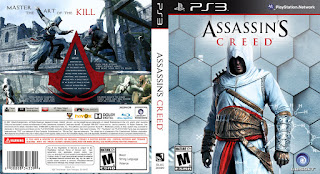 Capa Assassins Creed PS3