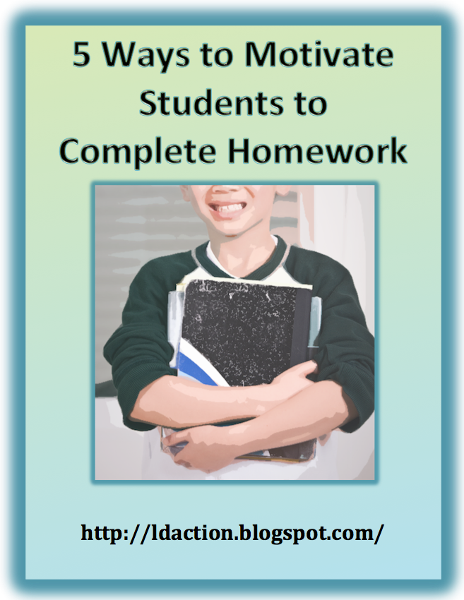 ways to motivate students in high Motivating today's college students by: it may seem like a strange time to contemplate student motivation on our explores the relationship between high.