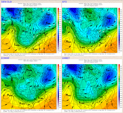 The Weather Centre: Palm Sunday 2013 Potential Significant Winter