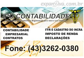 IPO CONTABILIDADE