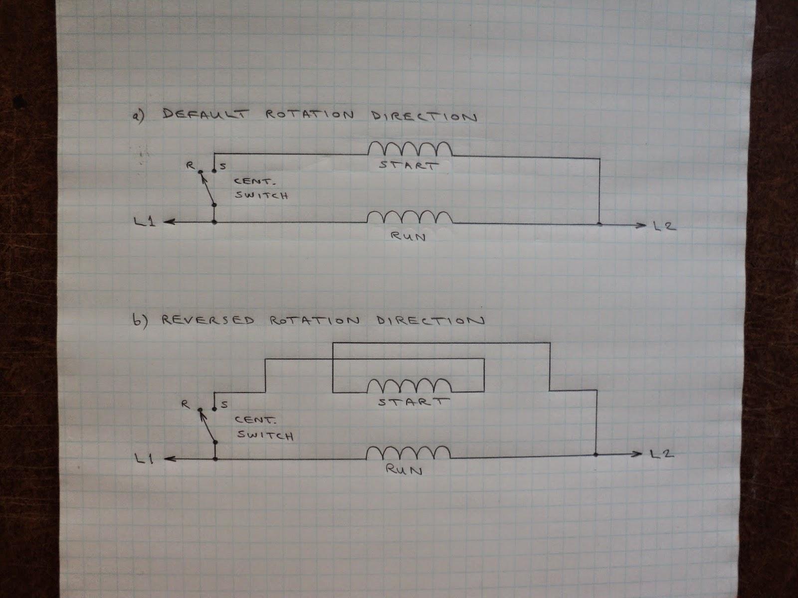Rouge River Workshop: Reversing A Non-Reversible Induction Motor ...