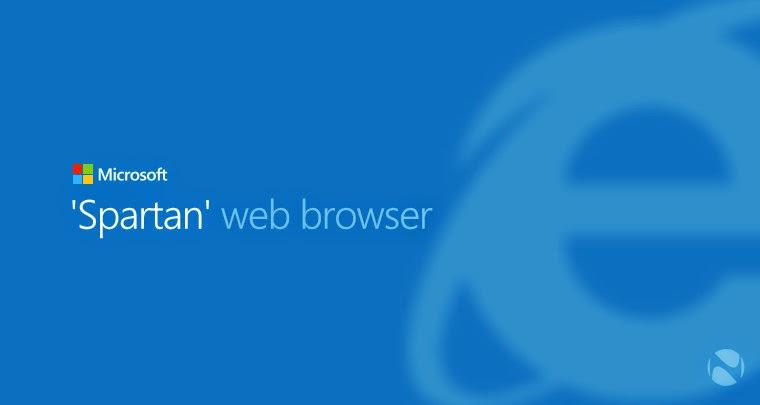 Fitur Unik Browser Spartan Dari Microsoft