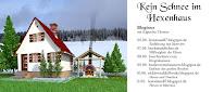 Blogtour - Kein Schnee im Hexenhaus (06.06. - 11.06.2017)