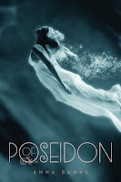book cover of Of Poseidon by Anna Banks