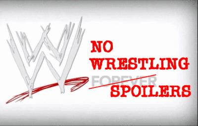 No Wrestling Spoilers