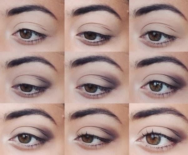 Fashion and makeup Diy natural eye makeup