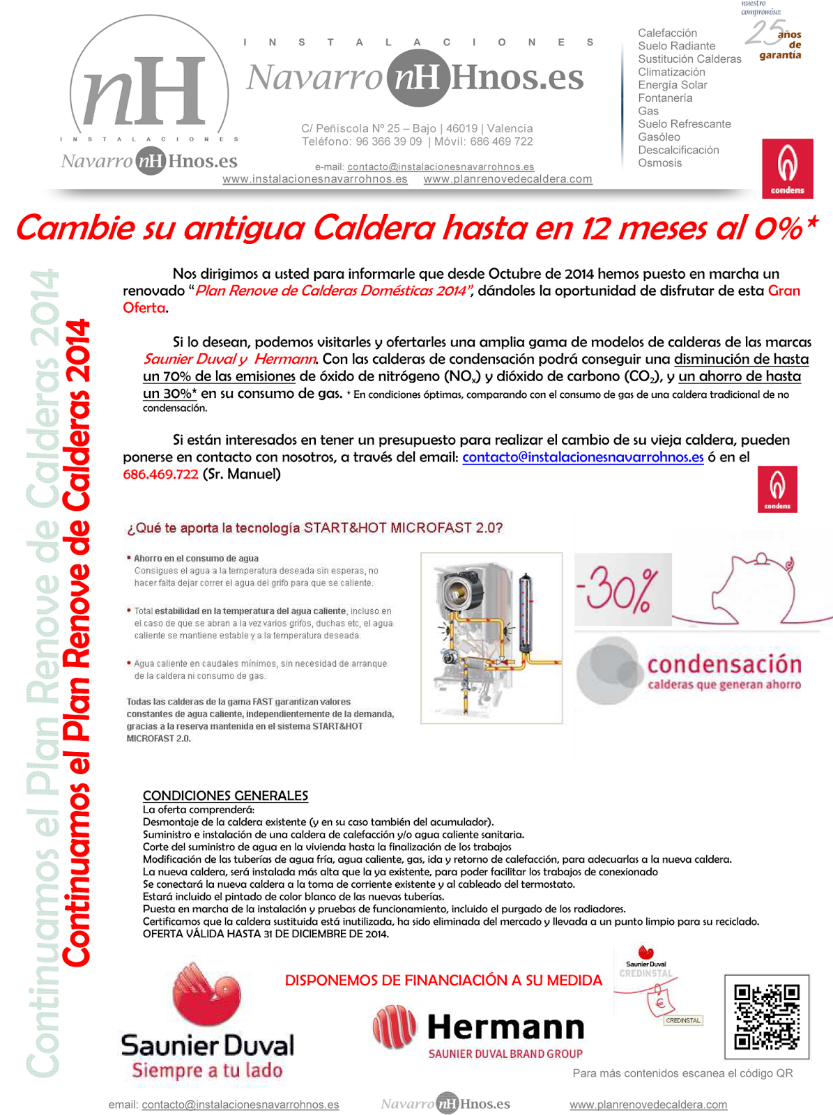 precio caldera saunier duval