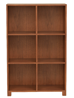 LP record storage shelving