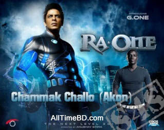 Chammak Challo - Akon (Ra.One) movie mp3 Free Download