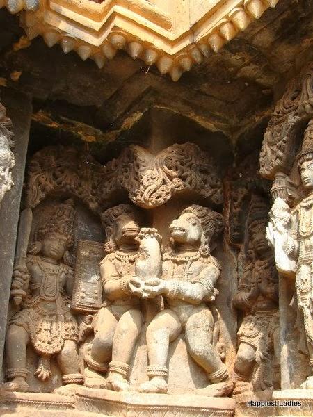 Bhoovaraha at Chennakeshava Temple