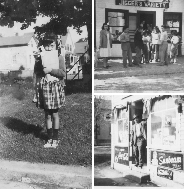 MEMOIRS OF SCHOOL STREET VILLAGE: growing up in a Portuguese Village in America