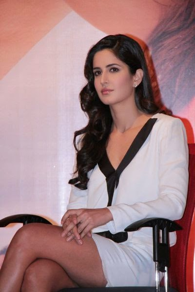 Victim of a wardrobe malfunction -  Katrina Kaif