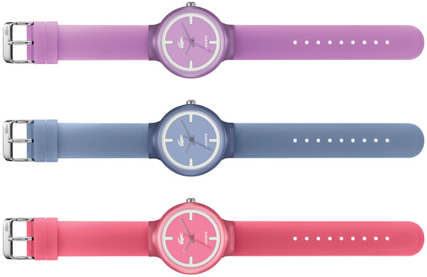relojes Lacoste