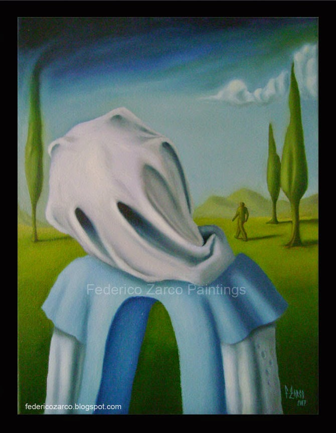 pinturas surrealistas modernas