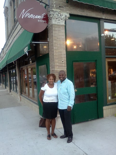 Norman's Bistro on Chicago's Muddy Waters Drive