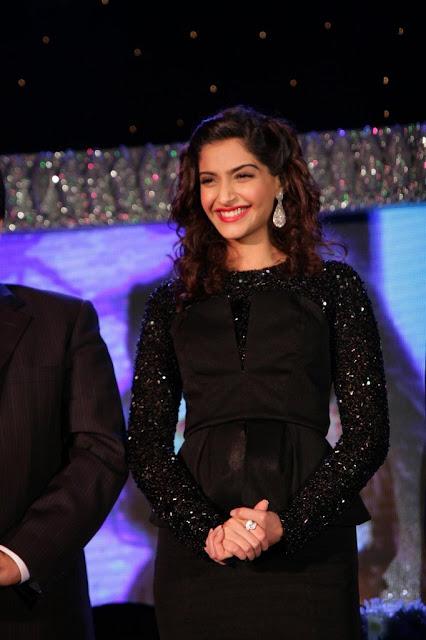 Sonam Kapoor - Sonam Kapoor Iijw Brand Ambassador Launch Party
