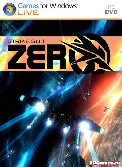 Strike Suit Zero-COGENT [PC]