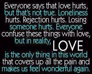 T Pain Quotes About Love : Positive Thinkers.: Everyone says love hurts, but that isnt true.