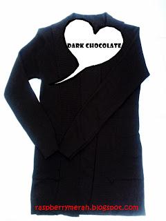 cardigan labuh muslimah, cardigan, cardigan murah, cardigan blogspot, long cardigan, long sleeve cardigan, dark chocolate cardigan, cardigan sopan, cardigan online