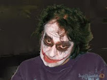 Hallowe'en Party Joker Facepaint