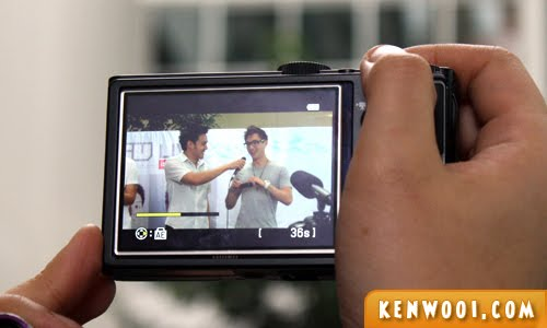 wongfu malaysia on camera