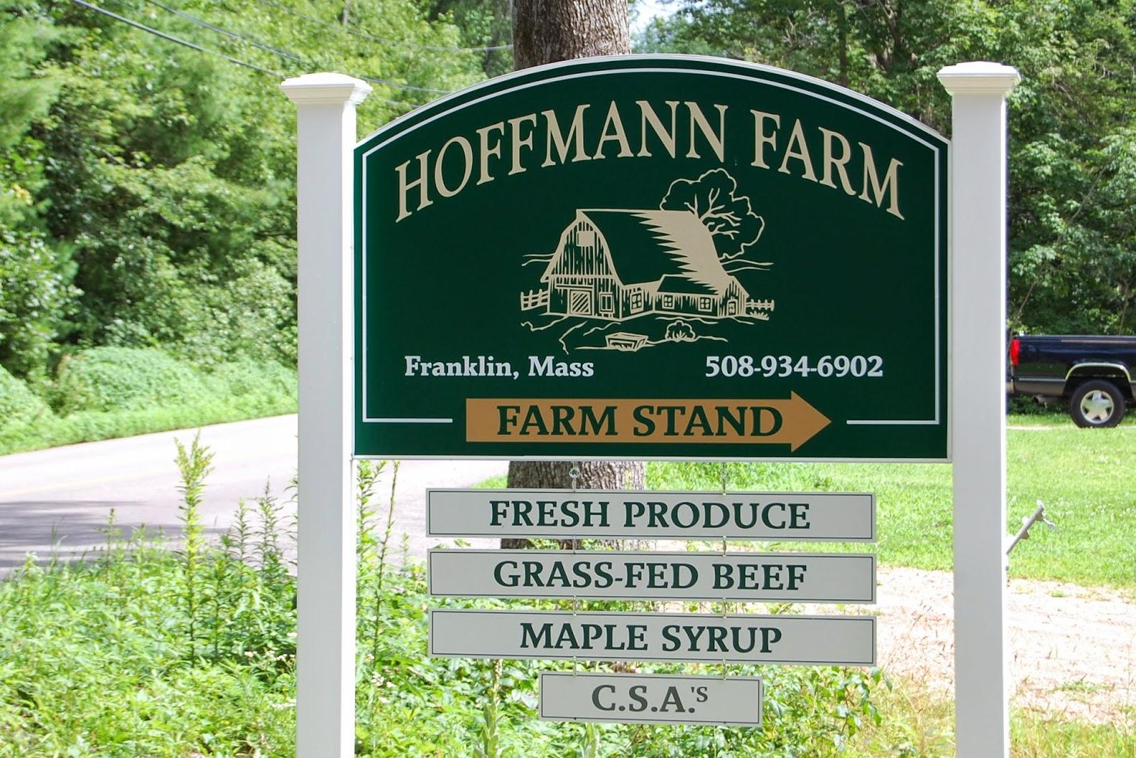 Hoffman Farm, Daniels St - Franklin