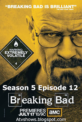 Breaking Bad Season 5 Episode 12: Rabid Dog